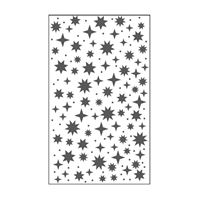 Mini Embossing Floder - Starry Sky