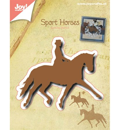 Cutting&Embossing - Sport Horses
