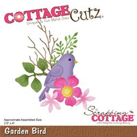 Cottage Cutz - Garden Bird