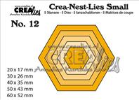 Crea-Nest-Lies - Hexagone