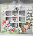 Craftables - Snowy Window