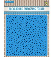 Embossing Folder - Background - Small Herats