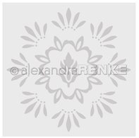 Embossing Folder - Circle Ornament