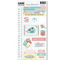 Stickers - Carnet de route