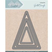 Die - Card Deco Essentials - Triangle