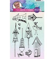 Clear stamps - Diny's signature collection