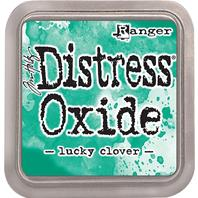 Encre Distress Oxide - Lucky Clover
