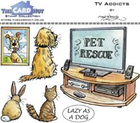 Clear Stamp - TV addicts