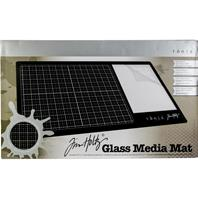 Glass Cutting mat - Tim Holtz - A3