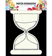 Dutch Card Art - Hourglass