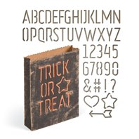Thinlits - Treat Bag par Tim Holtz