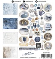 Paper Elements - Snowy Afternoon -656