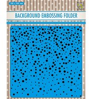 Embossing Folder - Background - Snow