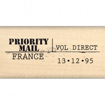 Tampon - Priority mail