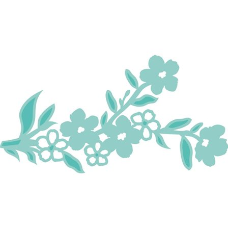 Decorative Dies - Floral Branch