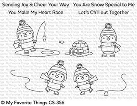 Clear Stamps - Snow Special