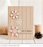 Clear Stamps - Snowflake Splendor