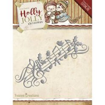 Die - Holly Jolly Music Border
