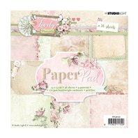 Paper Pad - Lovely moments -123