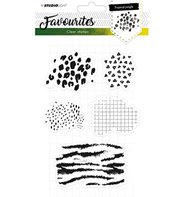 Clear Stamp - Favourites - Tropical Jungle 332