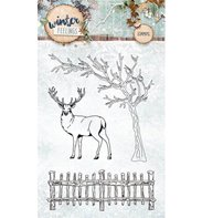 Clear Stamps - Winter Feelings