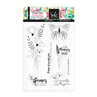 Clear stamp - So'Bloom - Printemps