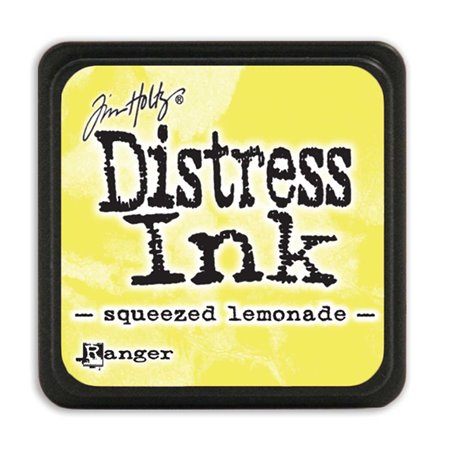 Mini Distress Pad - Squeezed Lemonade