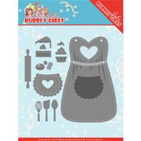 Die - Bubbly Girls - Apron