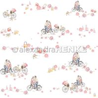 Papier - Summer Story - Lovers on bicycles