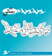 Clear Stamps - Seagulls