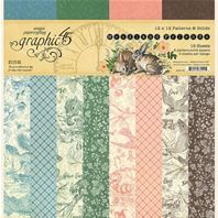 Collection pack - Woodland Friends - Patterns & solids