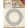 Die - Holly Jolly Nesting Frame