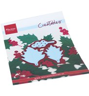 CreaTables - Holly Leaves