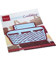 Creatables - Wicker Basket