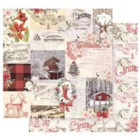 Papier - Christmas in the country - Compliments of the season