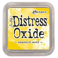 Encre Distress Oxide - Mustard Seed