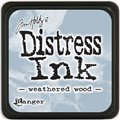 Mini Distress Pad - Weathered Wood