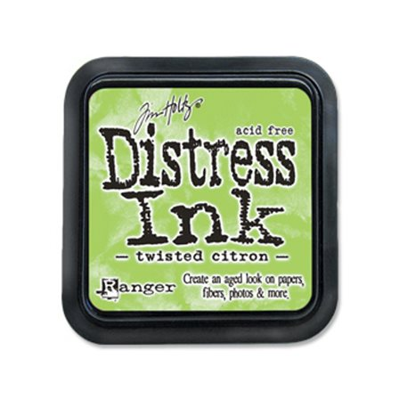 Encre Distress - Twisted Citron
