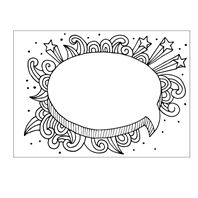 Embossing folder - Bubble