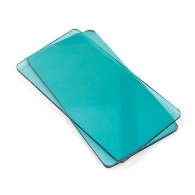 Mini cutting pads - aqua