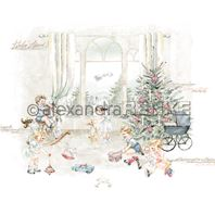 Papier - Christmas Kids - At play