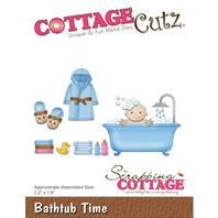 Cottage Cutz - Bathtub Time