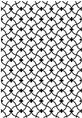 Classeur de gaufrage A4 - Swirling Lattice
