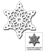 Die - Courchevel Snowflake