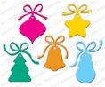 Die - Christmas Shaped Tags