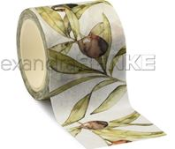 Masking Tape - Olive branches