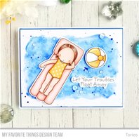 Clear Stamps - Hey Sunshine