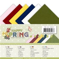Lot de cartes - Happy Spring