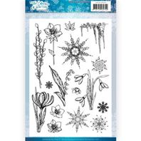 Clear stamp - The Colours of Winter