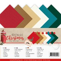 Lot de cartes - Nostalgic Christmas